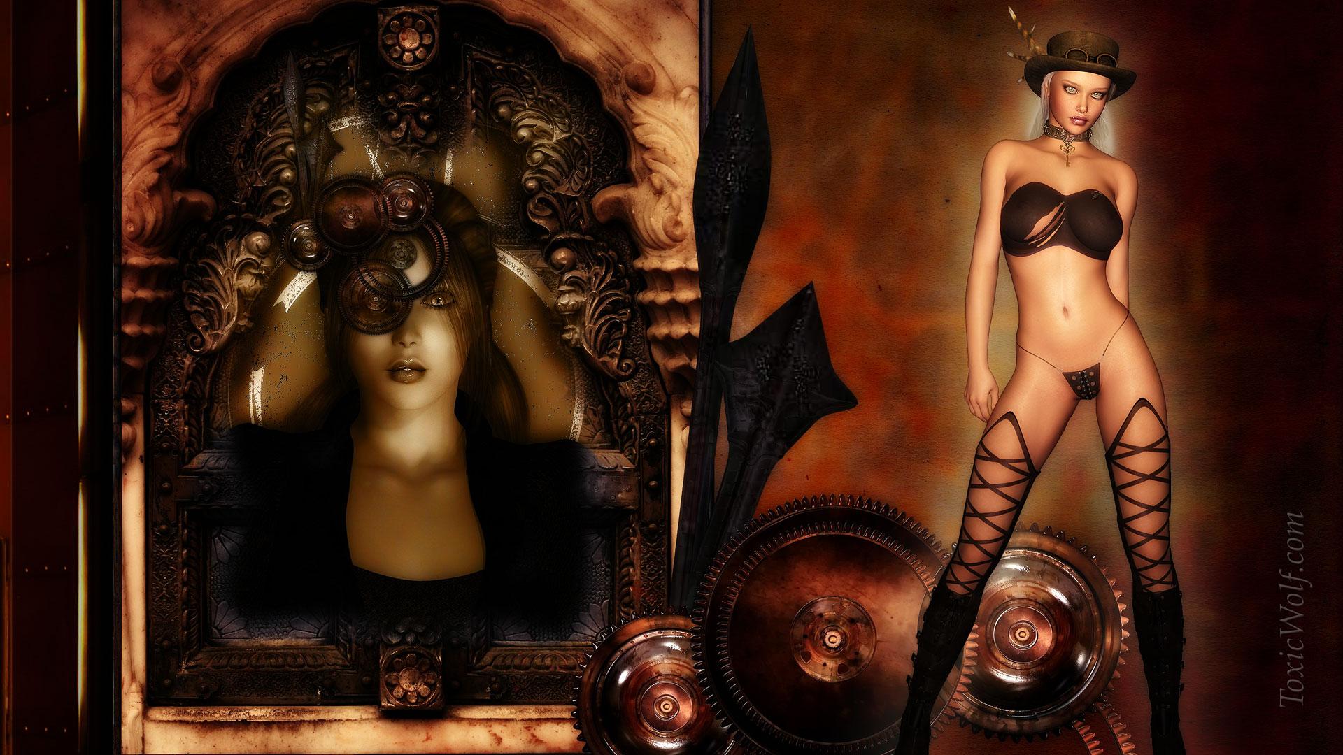 byrå erotisk fantasi
